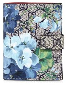 Gucci Gucci GG Blooms Passport Case