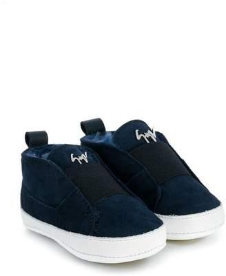 Giuseppe Junior slip-on sneakers