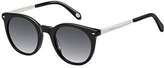 Fossil Fos2053s Round Sunglasses