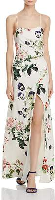 Stylestalker Angeles Floral-Print Maxi Dress $218 thestylecure.com