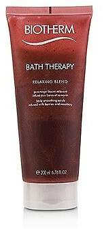 Biotherm NEW Bath Therapy Relaxing Blend Body Smoothing Scrub 200ml Womens Skin