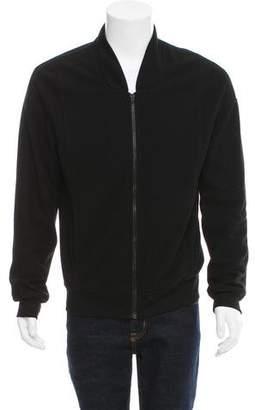 Alexander Wang Lightweight Zip-Up Sweater