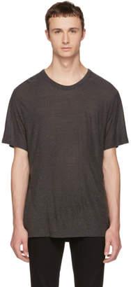 Alexander Wang Grey Slub T-Shirt