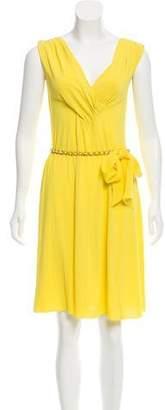 Max Mara Sleeveless Mini Dress