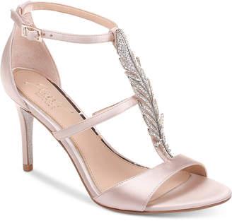 b76b2056f0d1 Badgley Mischka Jewel by Kalama Evening Sandals Women Shoes