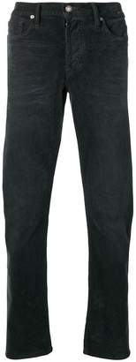 Tom Ford straight leg corduroy trousers