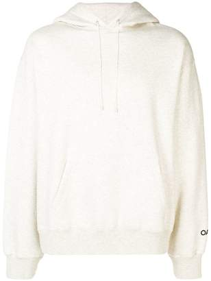 Oamc The Ghosts patch hoodie