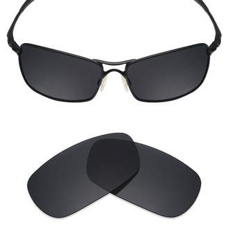 cde31c27a396c Oakley Mryok Polarized Replacement Lenses for Crosshair 2.0 - Black IR