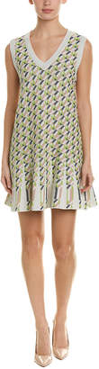 M Missoni Wool-Blend A-Line Dress