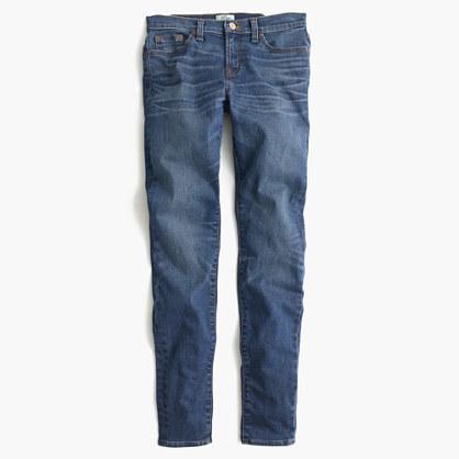 J.CrewToothpick jean in Lancaster wash