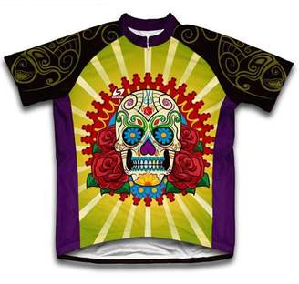 Scudo Catrina Microfiber Short-Sleeved Cycling Jersey, Assorted Sizes