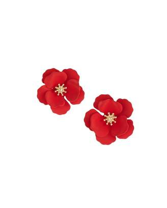 Fragments for Neiman Marcus Flower Stud Earrings