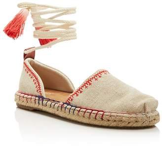 Toms Women's Kataln Ankle Wrap Espadrille Flats - 100% Exclusive
