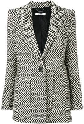 Givenchy deep V-neck blazer