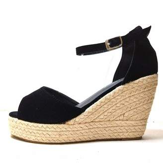 3be9f63d0198b Ladies Wedge Sandals - ShopStyle Canada