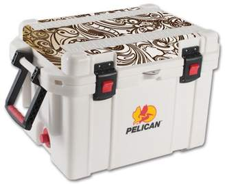 Mightyskins MightySkins Protective Vinyl Skin Decal for Pelican 45 qt Cooler Lid wrap cover sticker skins