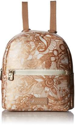 Sakroots Mini Crossbody Backpack