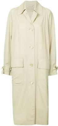 Christian Wijnants single breasted coat