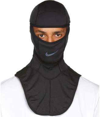 Nike Black Matthew Williams Edition Balaclava