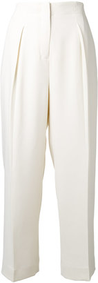 Elizabeth And James straight trousers $501.79 thestylecure.com