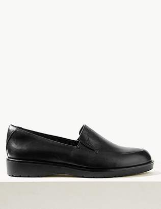 Marks and Spencer Leather Loafers