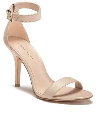 02890520a5f Pelle Moda Kacey Pearlized Leather High Heel Sandal