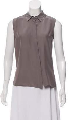 Ji Oh Silk Allen Shirt w/ Tags