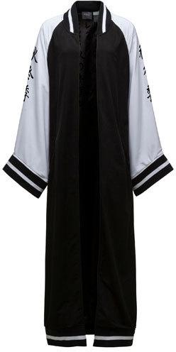 FENTY® PUMA® by Rihanna Maxi Kimono Track Jacket, Puma Black