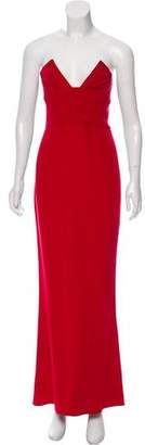 Cushnie et Ochs Silk Evening Dress
