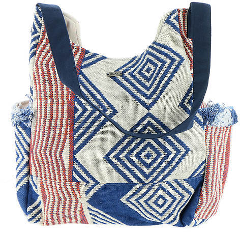 Roxy First Blooms Tote Bag