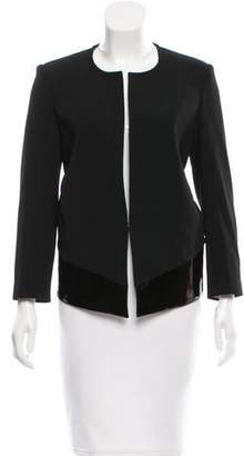 Helmut Lang Structured Long Sleeve Jacket w/ Tags