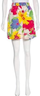 See by Chloe Silk-Blend Skirt