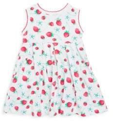 Rachel Riley Baby's & Toddler's Strawberry Sundress