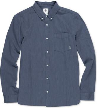 Element Men Philly Stripe Pocket Shirt