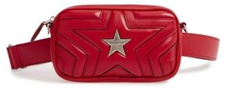 Stella McCartney Star Alter Faux Leather Fanny Pack