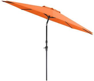 Asstd National Brand CorLiving Wind Resistant Tilting Patio Umbrella