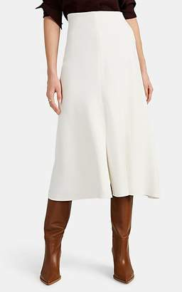 The Row Women's Bea Cady A-Line Skirt - Ivory