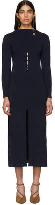 Jacquemus Navy La Robe Douira Dress
