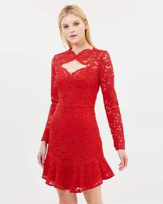 Lover Petal Flip Dress