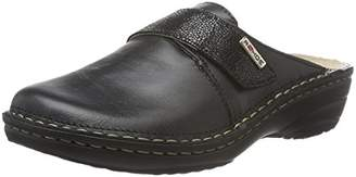 Rohde Women's Cremona Clogs, Black (Schwarz 90), 4 UK