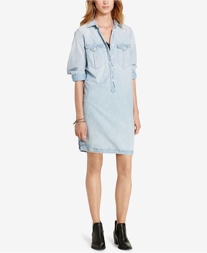 Denim & Supply Ralph Lauren Surplus Shirtdress 2
