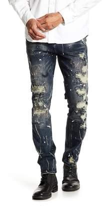 Request Rips & Repair Stretch Jeans