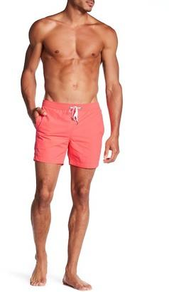 Onia Charles Neon Swim Trunk $125 thestylecure.com