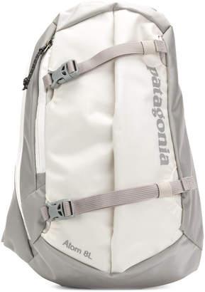 Patagonia buckled backpack