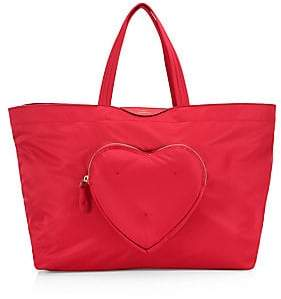 Anya Hindmarch Women's Large Chubby Heart Tote