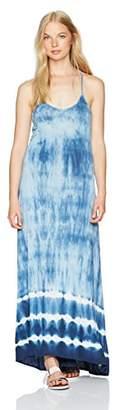 Billabong Women's Shore Side Maxi Dress,M