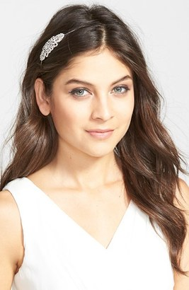 Nina Crystal Headband $48 thestylecure.com