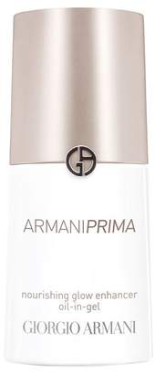 Giorgio Armani Prima Nourishing Glow Enhancer Oil In Gel