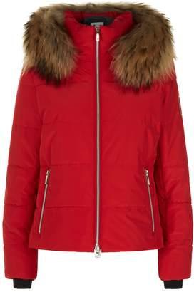 M. Miller Tess Fur Trim Ski Jacket