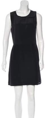 Wayne Silk Mini Dress